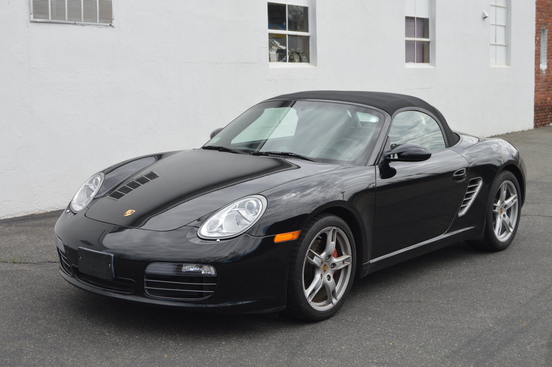 2007 porsche boxster s for sale 87793 mcg. Black Bedroom Furniture Sets. Home Design Ideas