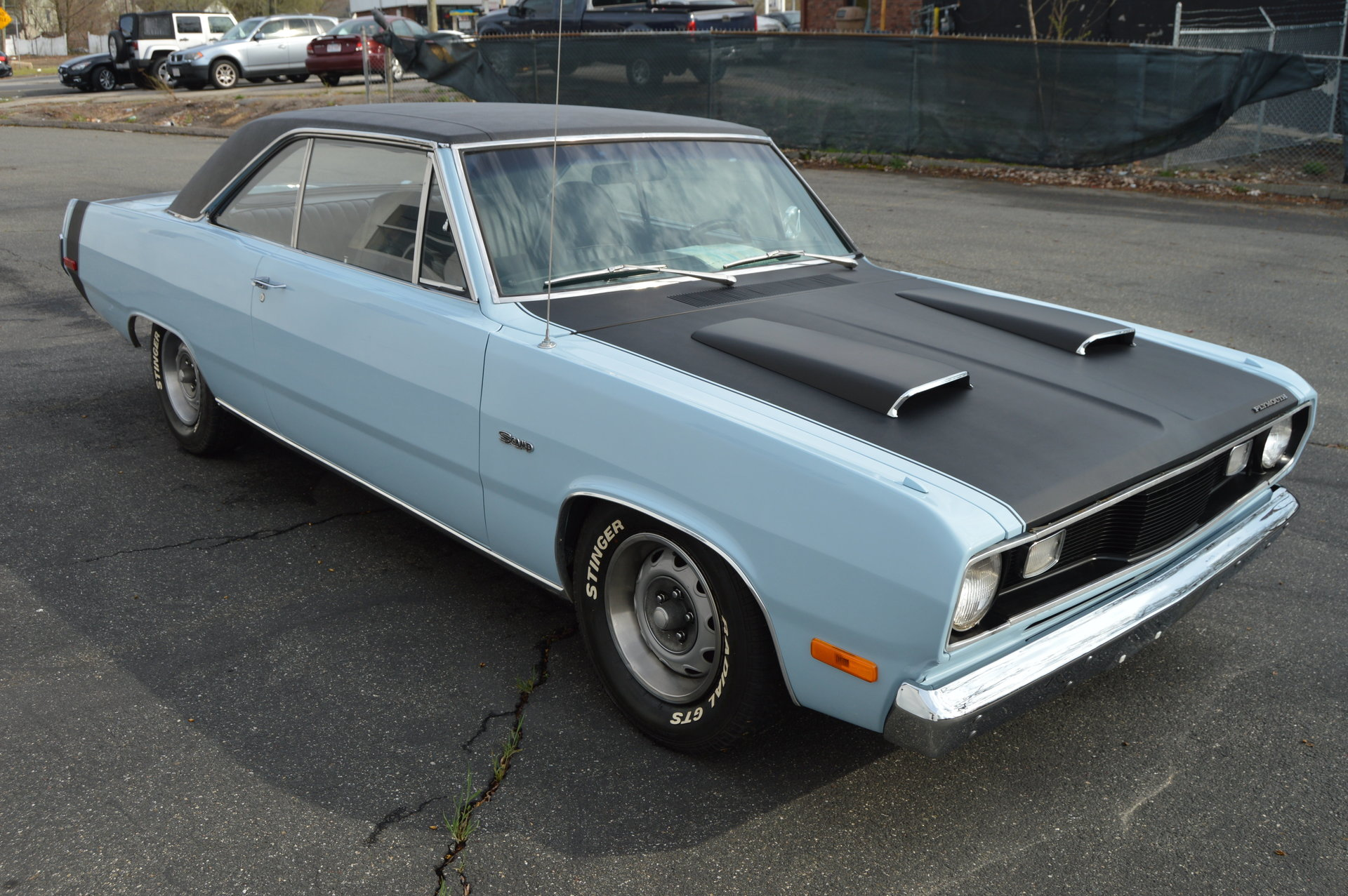 1972 plymouth scamp for sale 87798 mcg. Black Bedroom Furniture Sets. Home Design Ideas