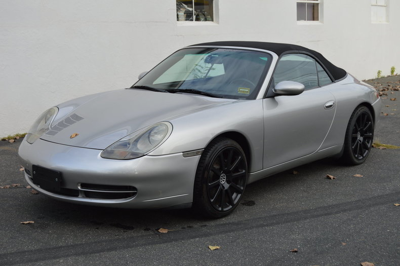 6295524c6826 low res 2000 porsche 911 cabriolet