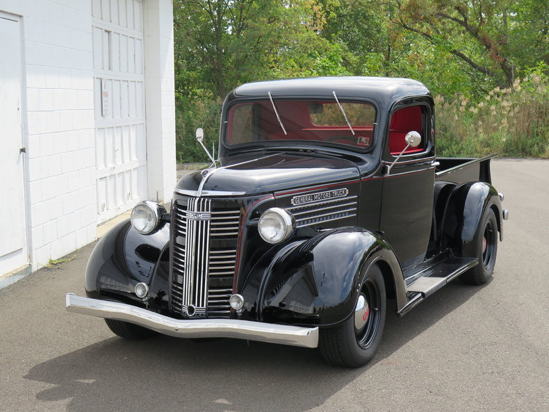 Gmc Truck For Sale >> 1937 GMC 1/2 Ton Pickup | OLD FORGE MOTORCARS INC.