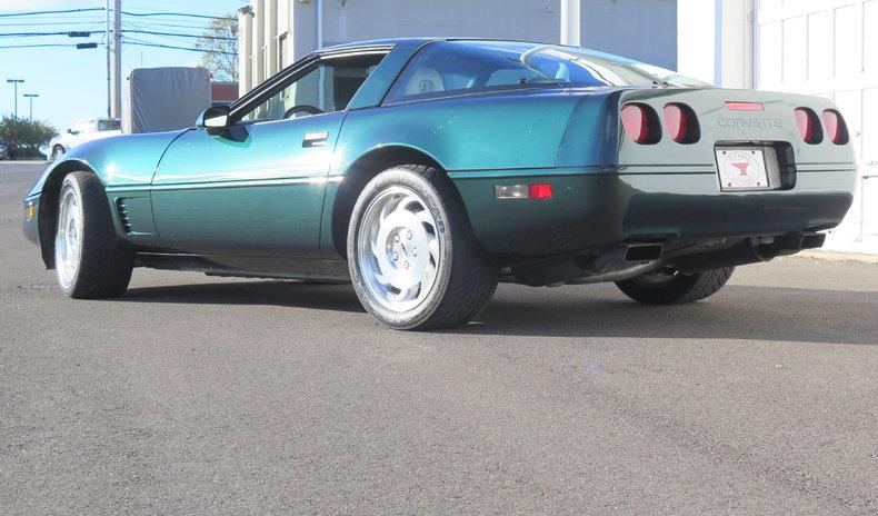 1995 Chevrolet Corvette Old Forge Motorcars Inc