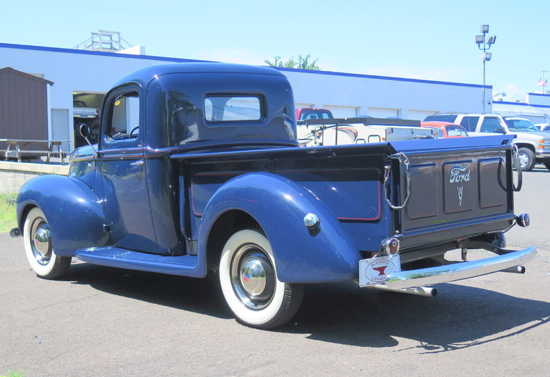 1940 Ford Pickup Old Forge Motorcars Inc