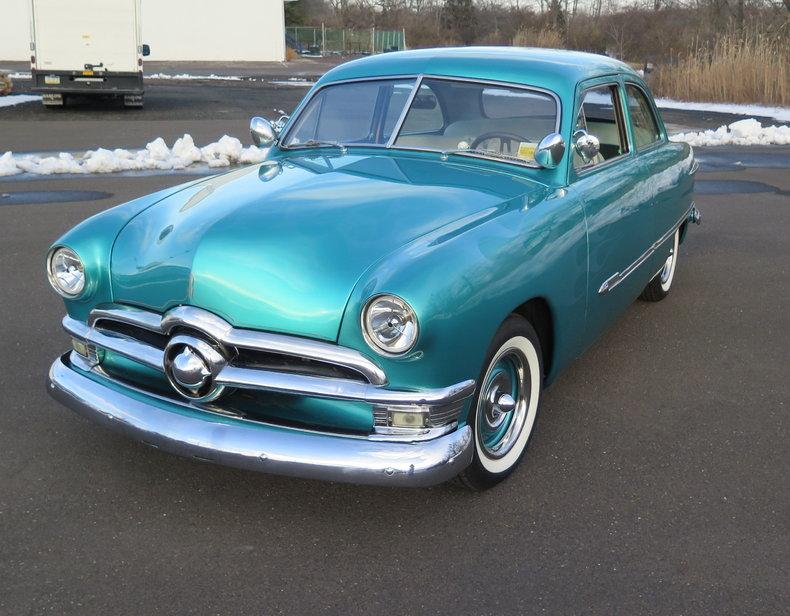 1950 Ford Sedan Old Forge Motorcars Inc