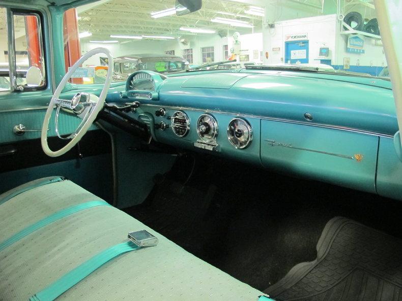 1955 Ford Customline Old Forge Motorcars Inc