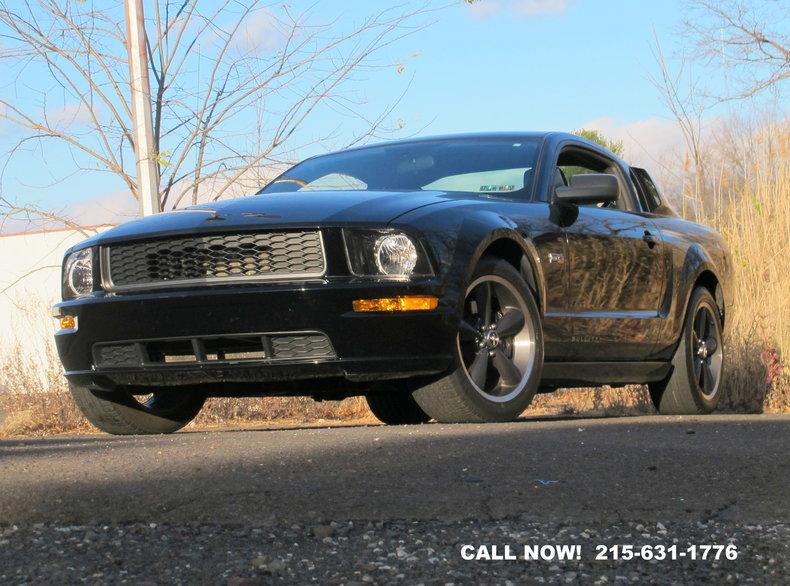 2008 ford mustang gt bullitt old forge motorcars inc. Black Bedroom Furniture Sets. Home Design Ideas