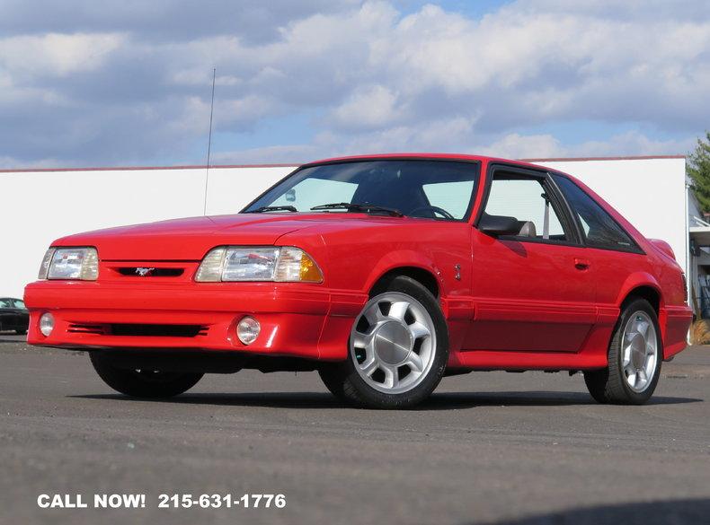 1993 1993 Ford Cobra For Sale