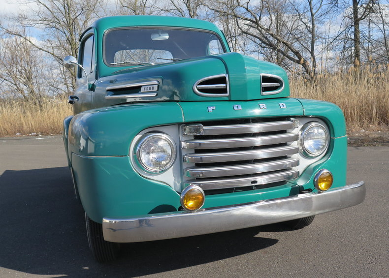 1949 Ford F1 Old Forge Motorcars Inc