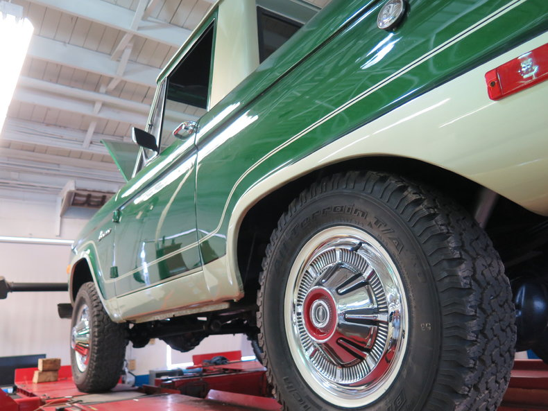 1971 1971 Ford Bronco For Sale
