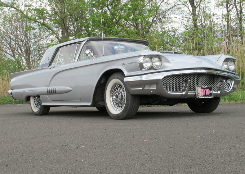 1958 1958 Ford Thunderbird For Sale