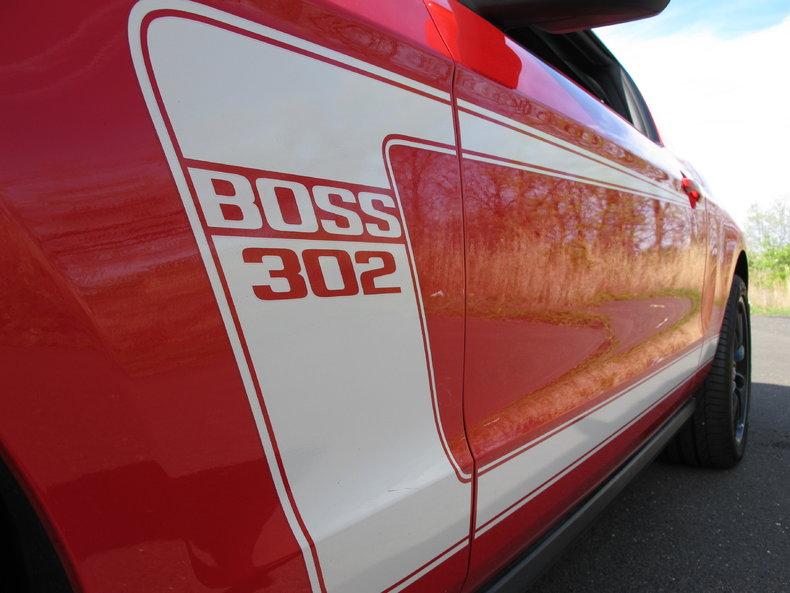 2012 2012 Ford Mustang Boss 302 For Sale