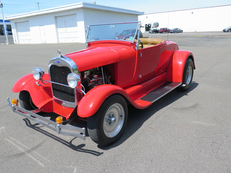 1929 1929 Ford Model A Hot Rod For Sale