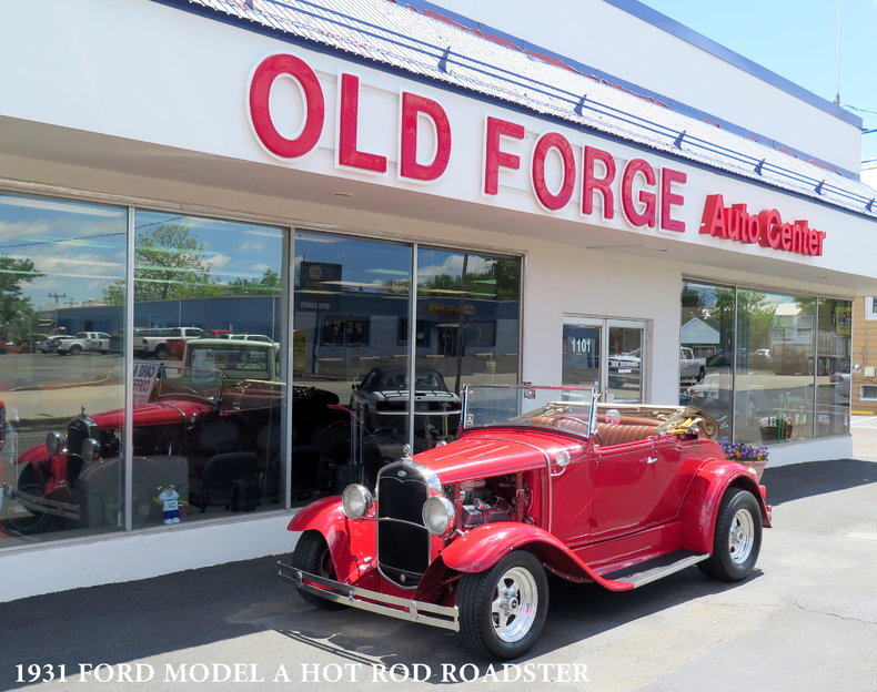 1931 1931 Ford Model A Roadster For Sale