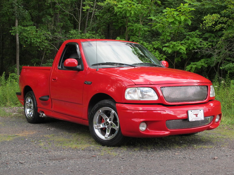 1999 Ford F150 Lightning Old Forge Motorcars Inc