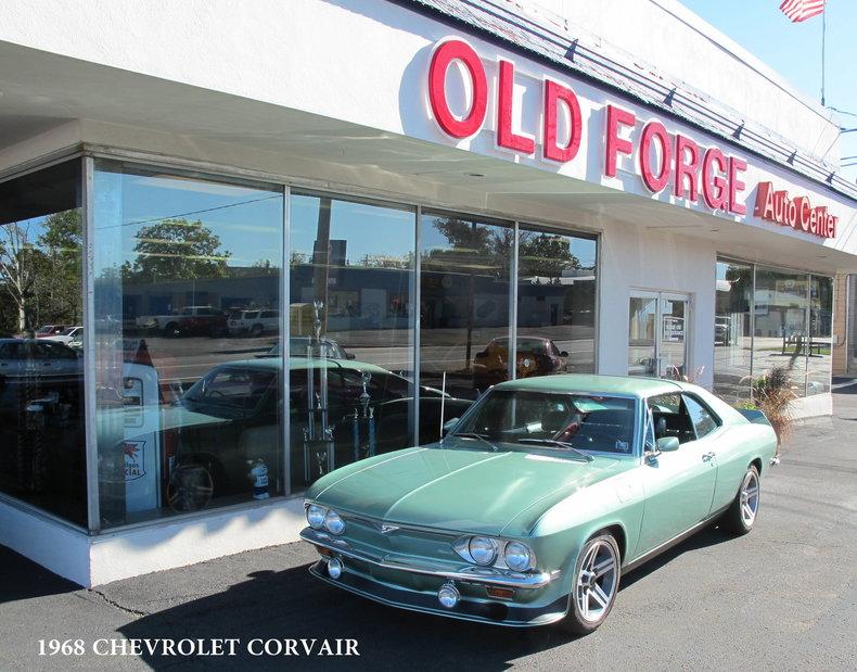 1968 Chevrolet Corvair