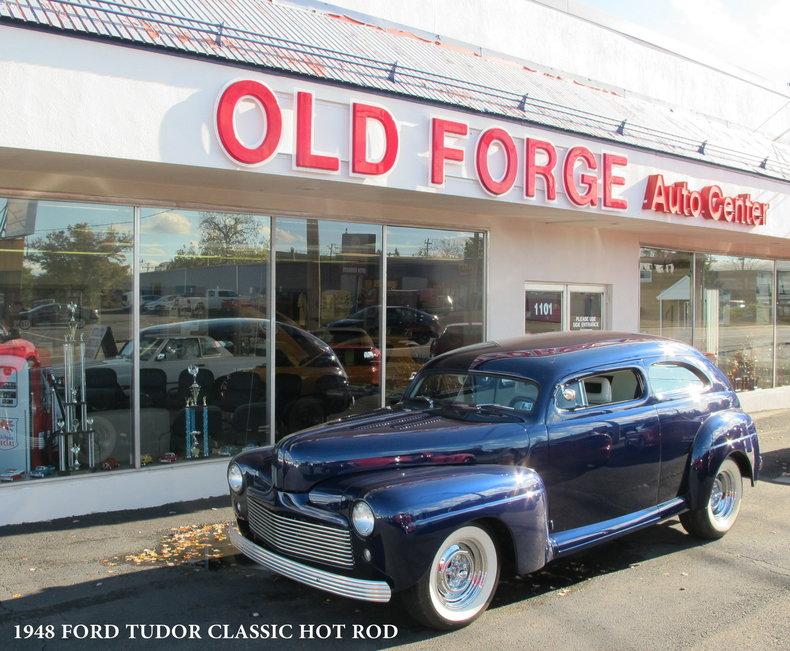 1948 Ford Tudor