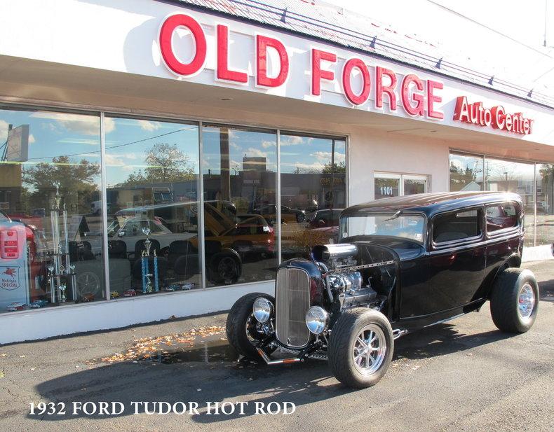 1932 Ford Tudor Street Rod | My Classic Garage