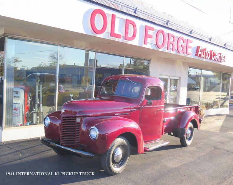 1941 International K1 Pickup