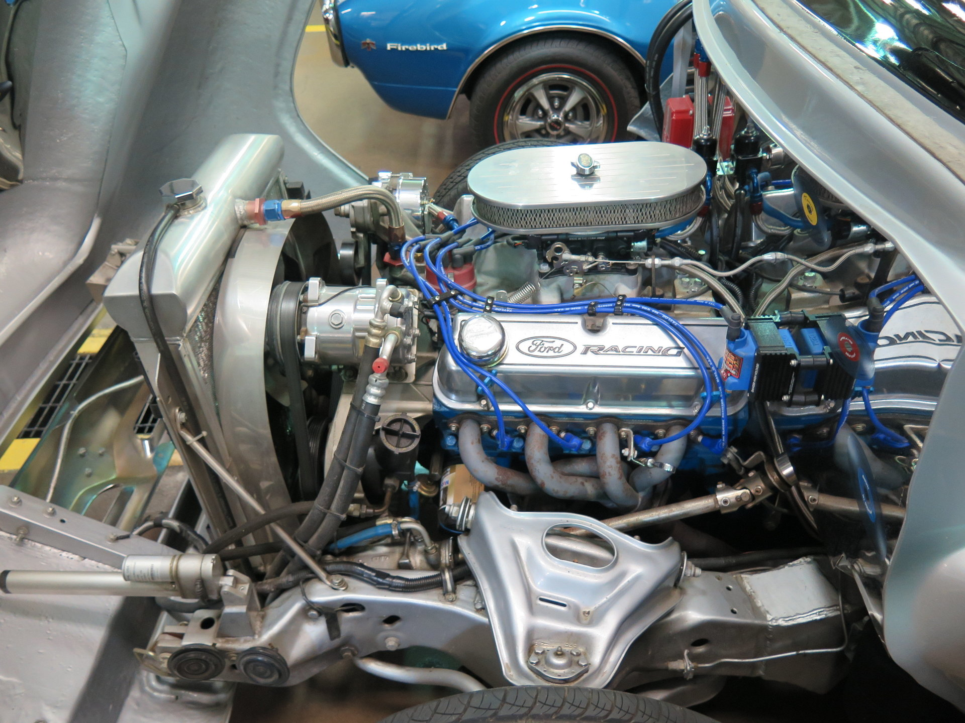 1956 Ford F100 Old Forge Motorcars Inc Engine
