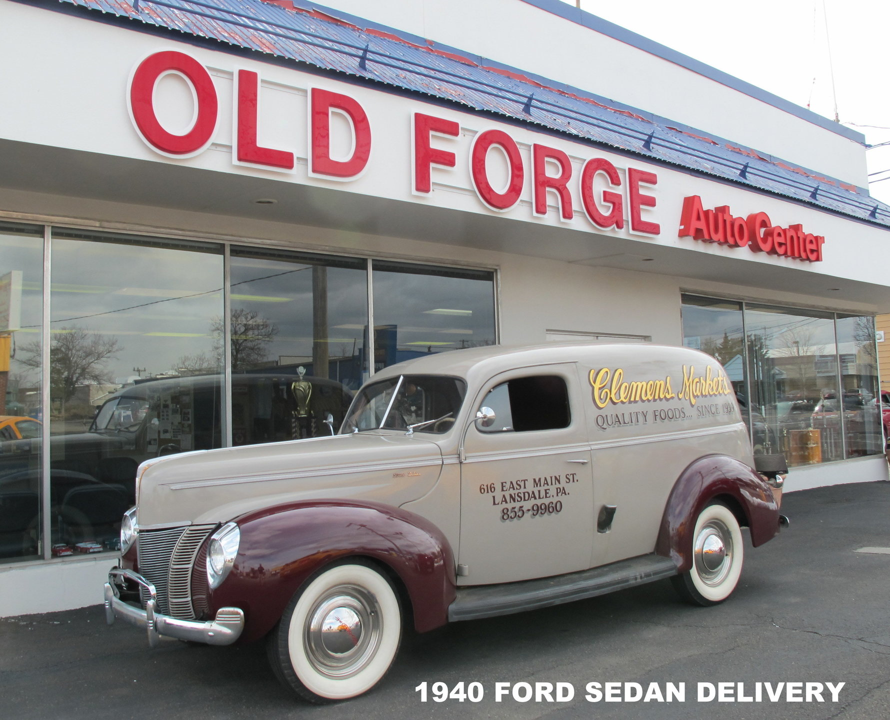 2029323f6dd74 hd 1940 ford sedan delivery