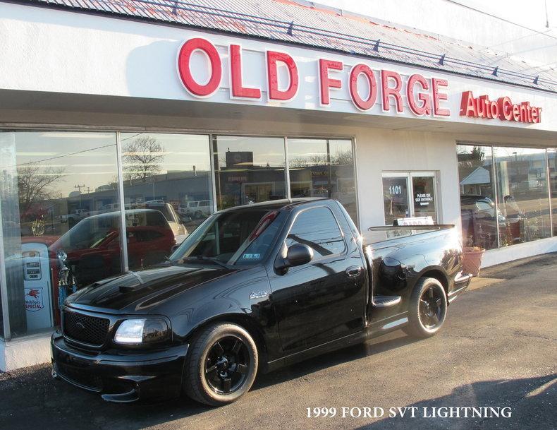 1999 Ford F150 SVT Lightning