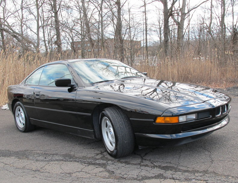 1991 bmw 850i old forge motorcars inc. Black Bedroom Furniture Sets. Home Design Ideas