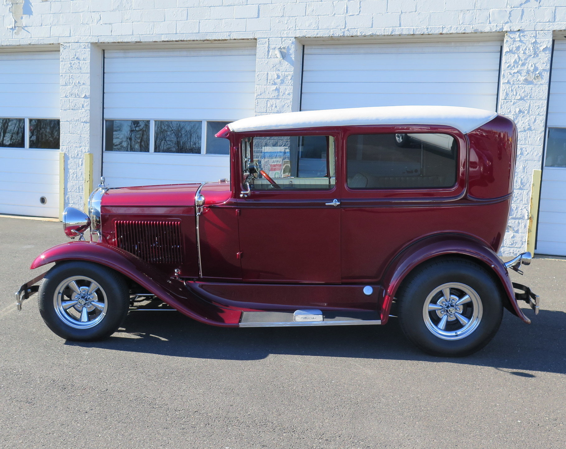 1930 Ford Model A Tudor Hot Rod | OLD FORGE MOTORCARS INC.