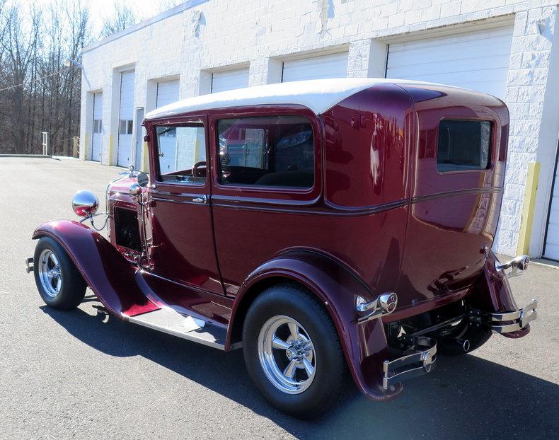 1930 Ford Model A Tudor Hot Rod | My Classic Garage