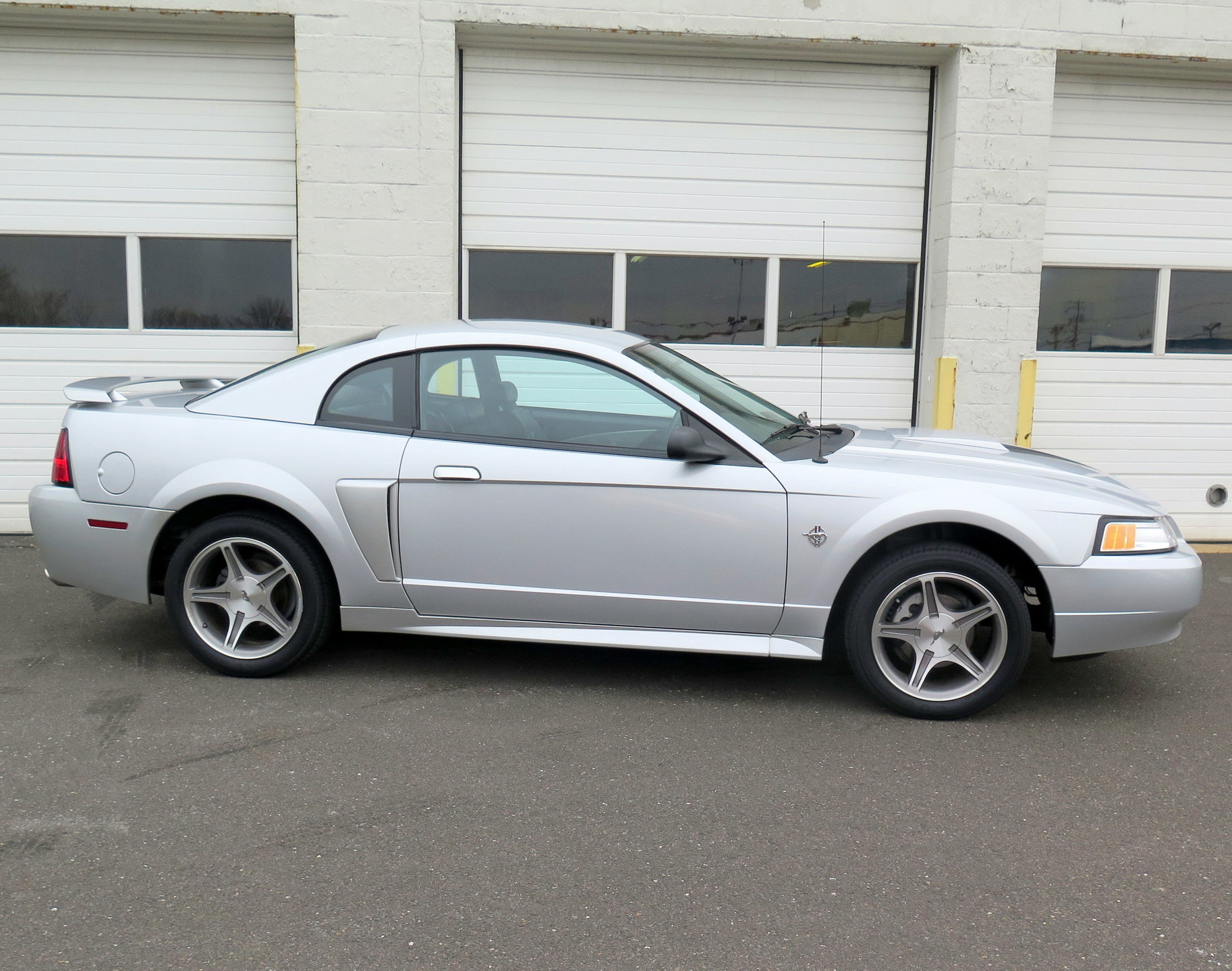 1999 Ford Mustang Gt Old Forge Motorcars Inc Mach 460 Sound System