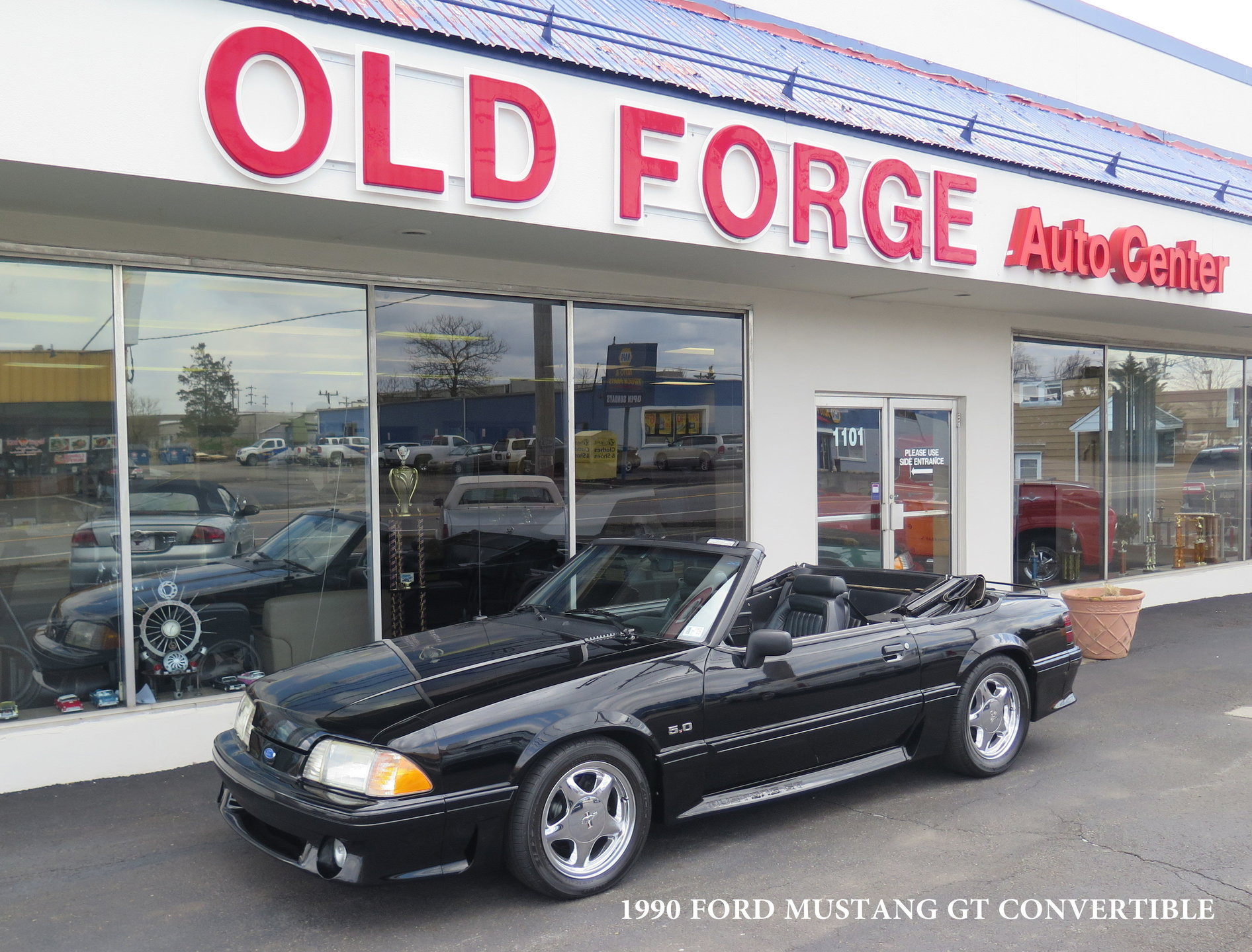 20902080db576 hd 1990 ford mustang gt