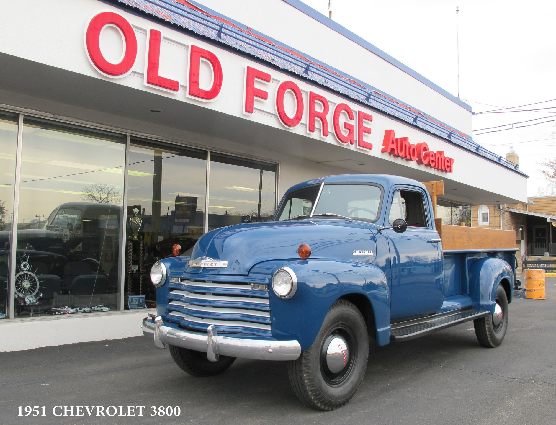 1951 Chevrolet 3800 For Sale 87051 Mcg Paint Colors