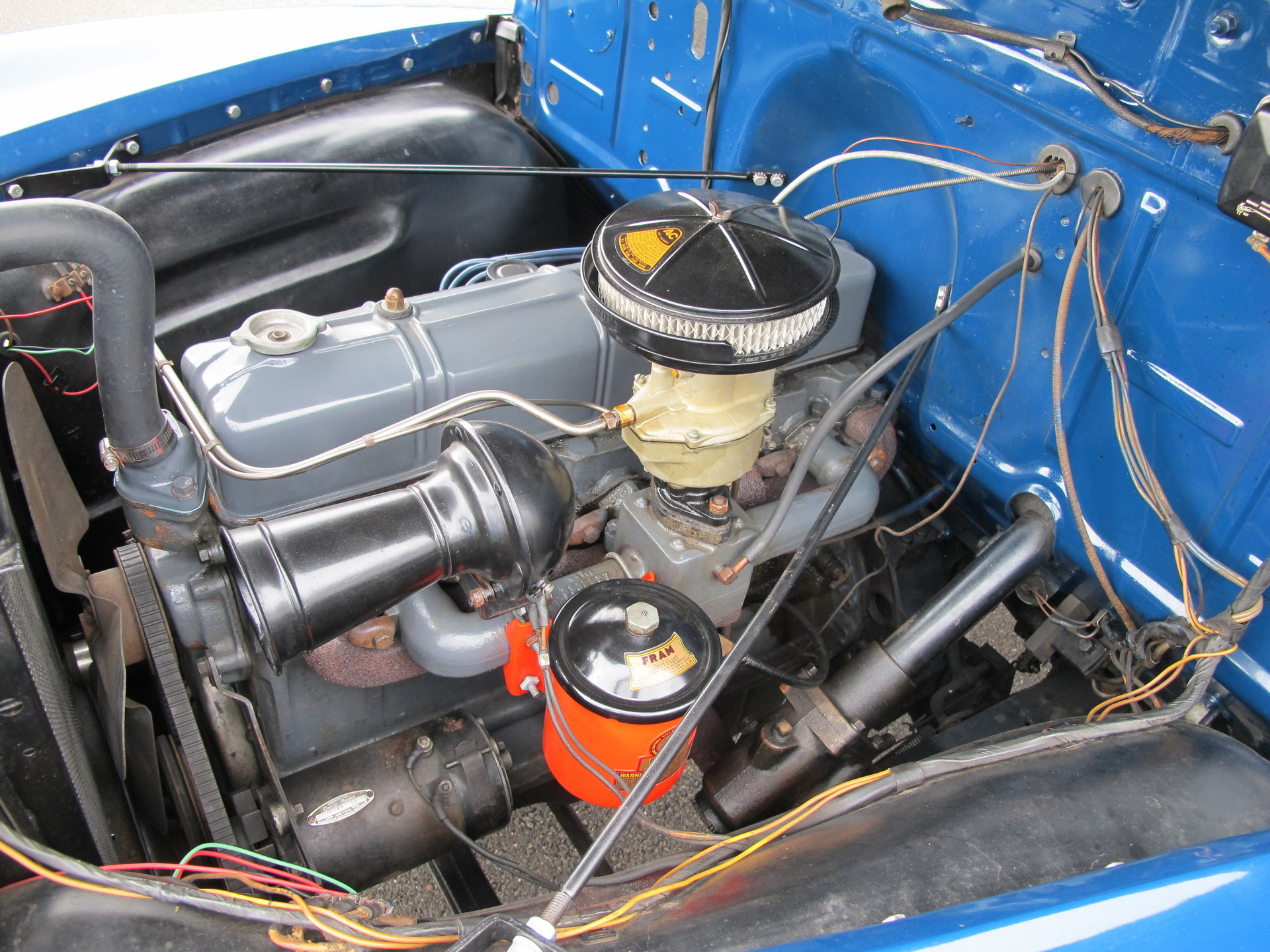 1951 Chevrolet 3800 For Sale 87051 Mcg Wiring