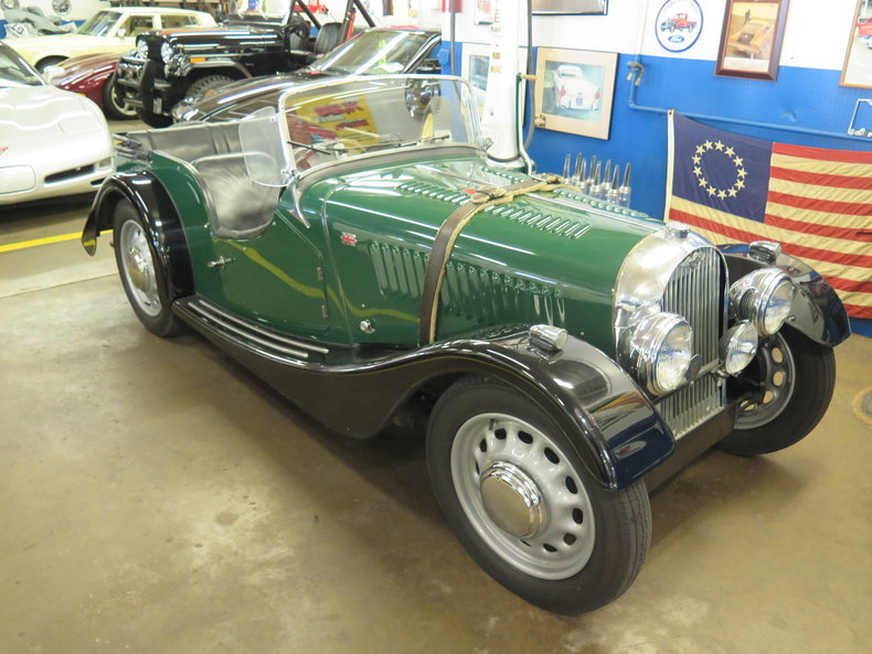 1950 Morgan Plus 4