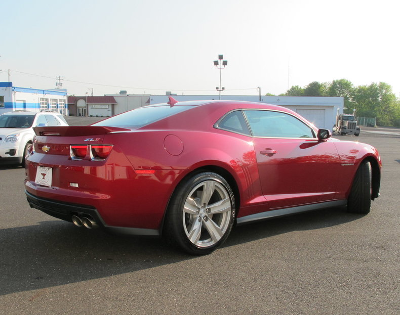 2012 chevrolet camaro zl1 for sale 88674 mcg. Black Bedroom Furniture Sets. Home Design Ideas