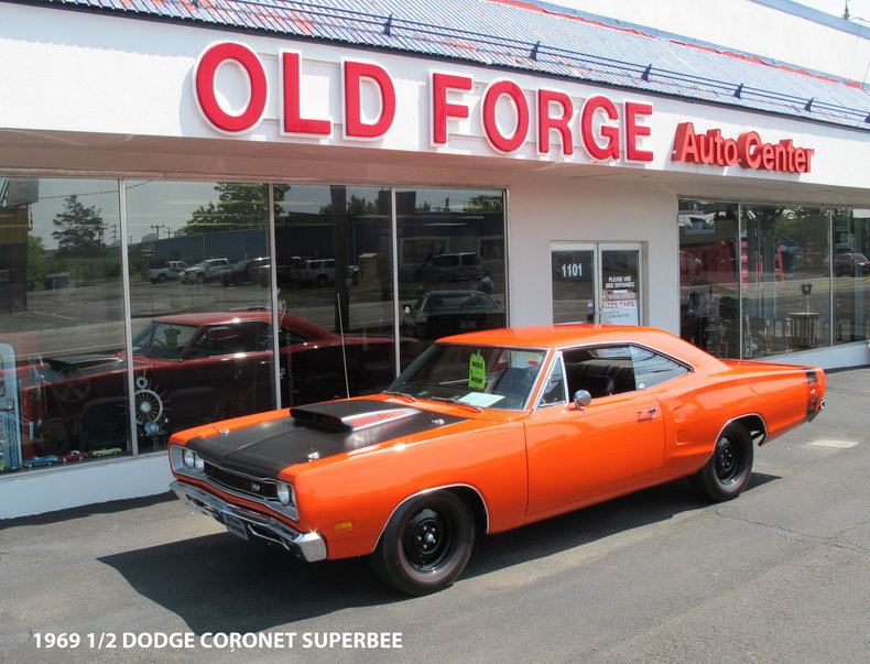 1969 Dodge Coronet Superbee