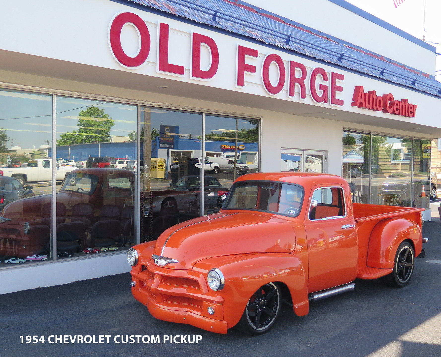 1954 Chevrolet 3100 For Sale 94998 Mcg Chevy C10 Pick Up