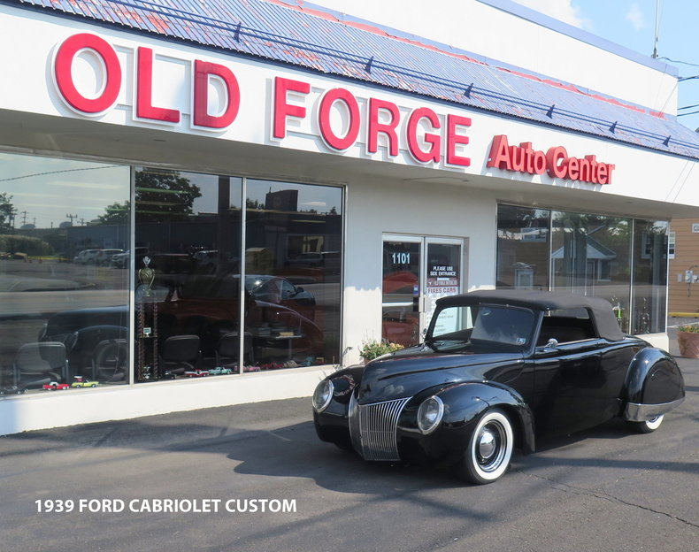 Inventory | OLD FORGE MOTORCARS INC.