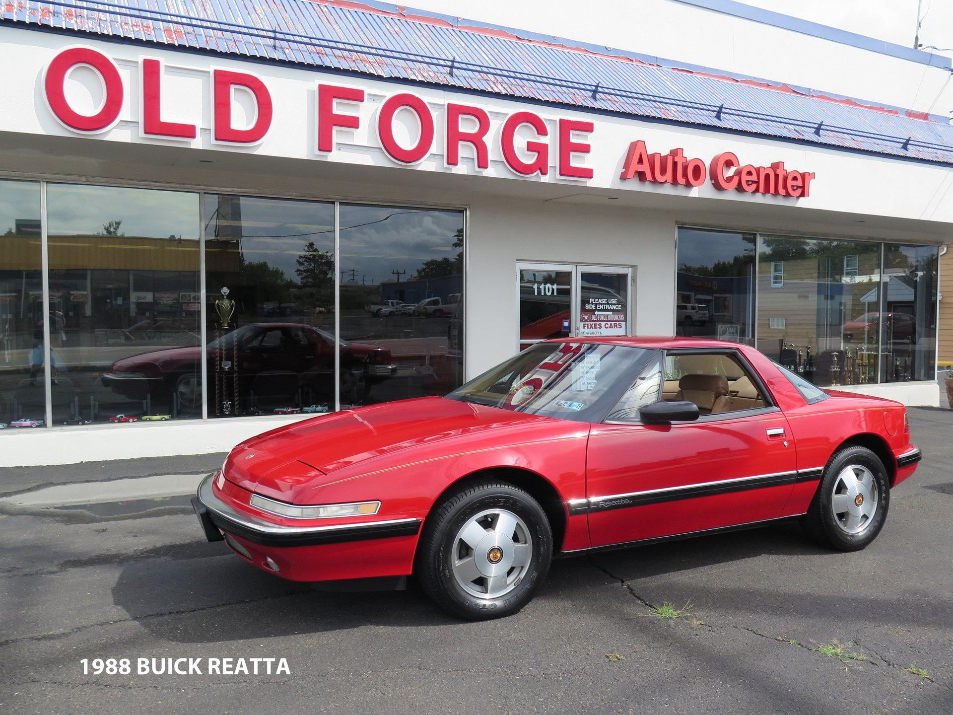 2410641100cac hd 1988 buick reatta