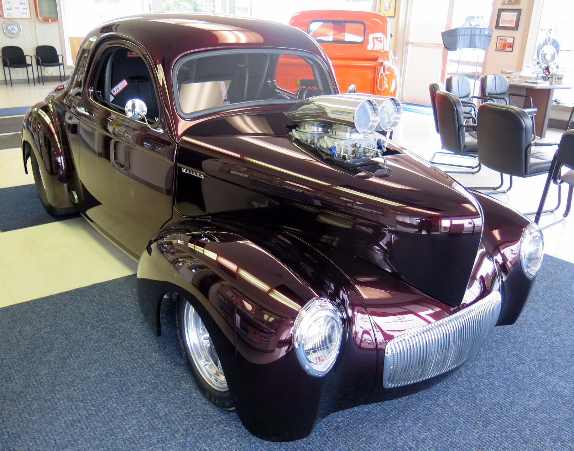 24193e18d9bfa hd 1941 willys coupe