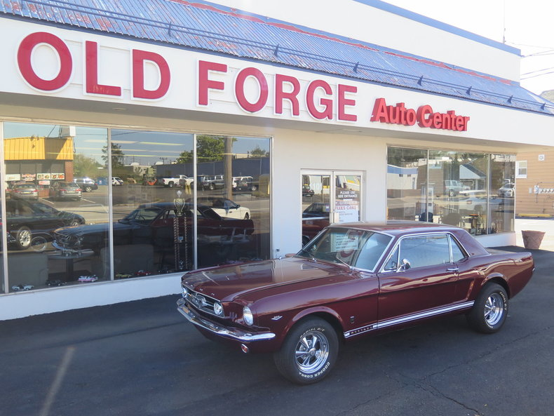 1965 Ford Mustang GT Coupe Tribute