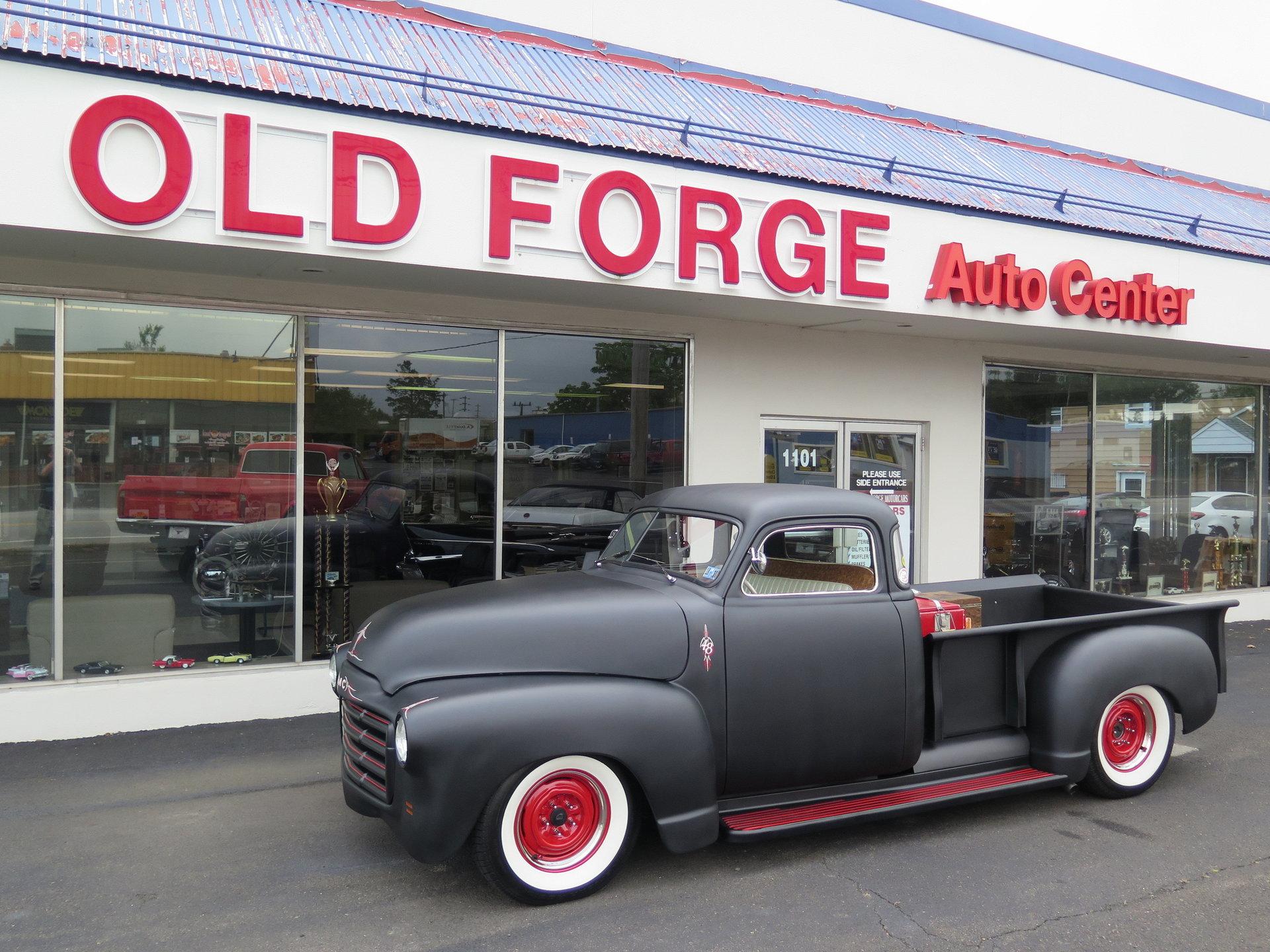 25352693269d0 hd 1948 gmc 5 window pickup