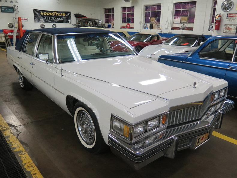1978 Cadillac Sedan Deville