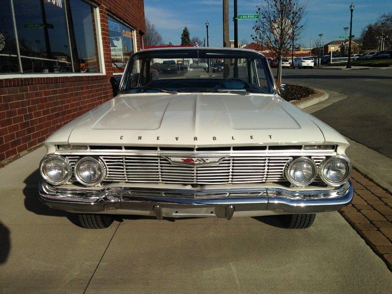 1961 1961 Chevrolet Biscayne For Sale