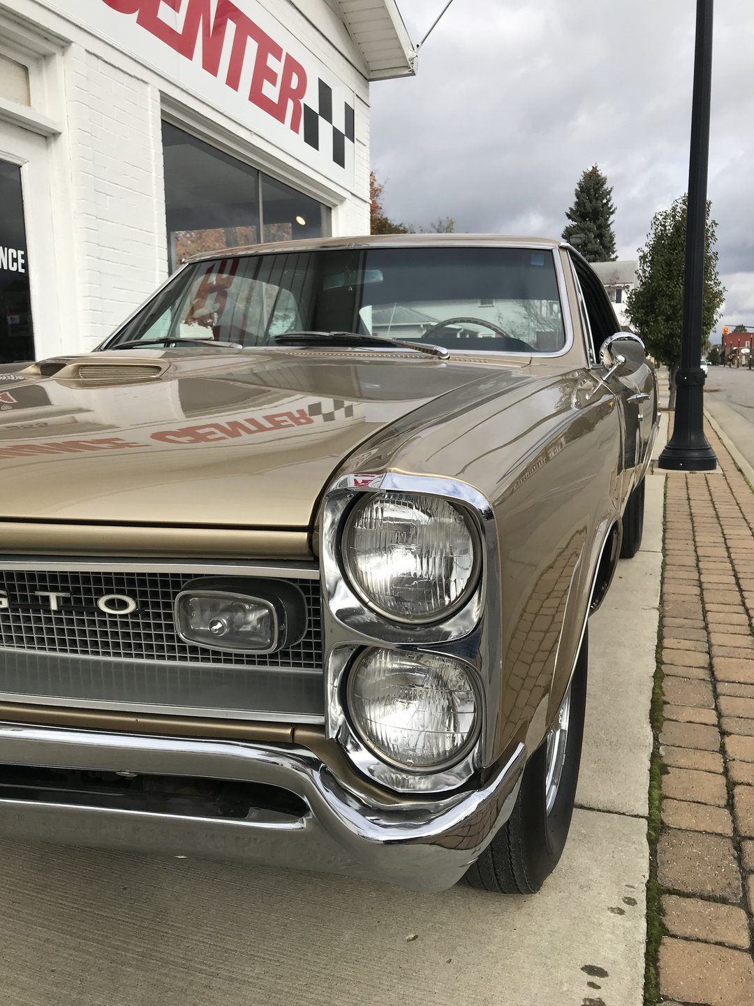 1966 Pontiac GTO. Back Zoom icon. Show Pictures