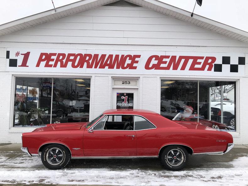 1966 Pontiac Gto For Sale 76413 Mcg