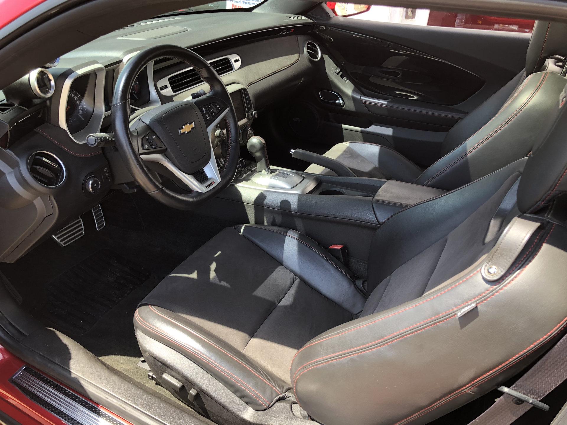 2013 Chevrolet Camaro ZL1 for sale