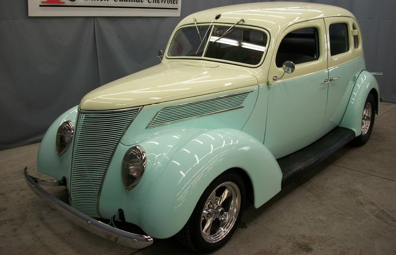 1937 1937 Ford Street Rod For Sale