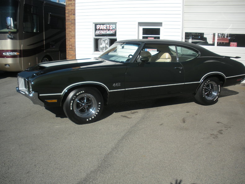 1971 Oldsmobile 442 For Sale