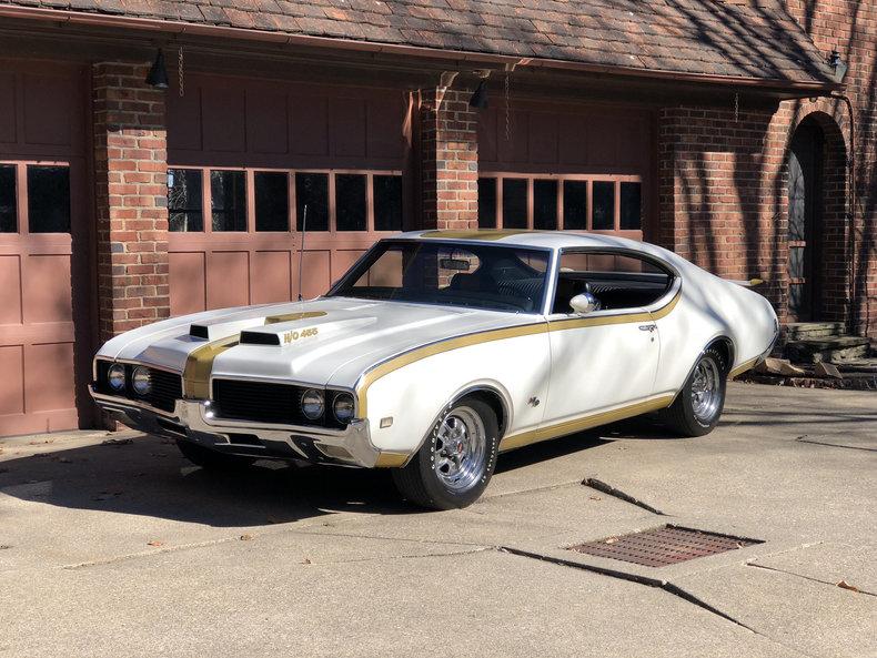 1969 1969 Oldsmobile Cutlass For Sale