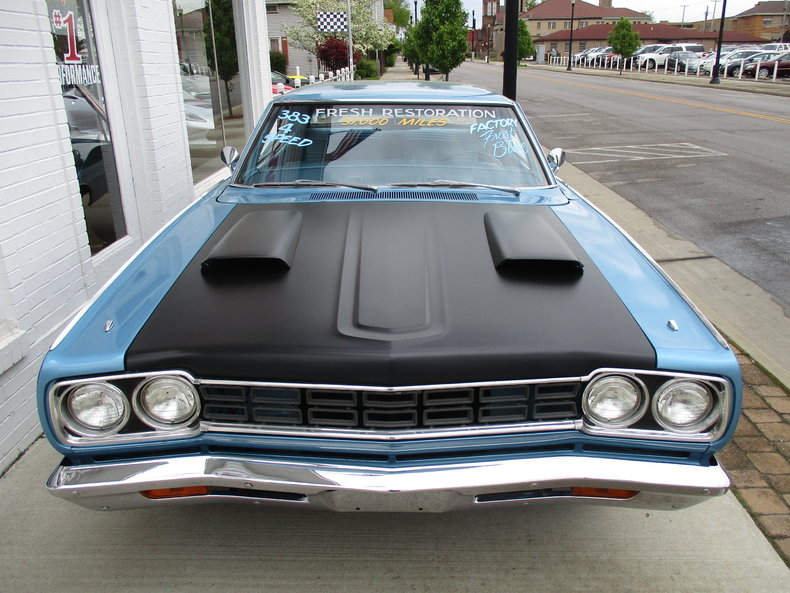 1968 1968 Plymouth Satellite For Sale