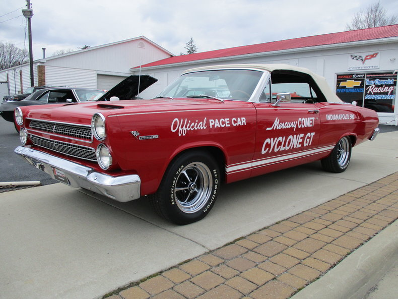 1966 1966 Mercury Cyclone For Sale